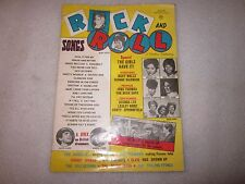 1965 Rock N Roll January issue Magazine a Charlton Publication the Beatles break
