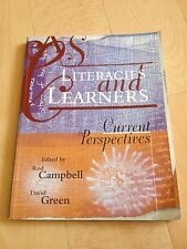 ROD CAMPBELL, LITERACIES AND LEARNERS. CURRENT PERSPECTIVES
