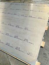 Aluminum 7075 T651 Plate 625 X 24 X 30