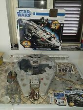 Star Wars Millennium Falcon Legacy Collection Hasbro 99% complet vehicle rare