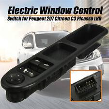 Fensterheberschalter Schalter Einheit Für Citroen C3 Picasso Peugeot 207 SW