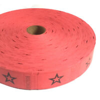 Red Star Ticket Roll