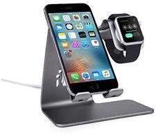 Bestand 2 in 1 Alluminio CELLULARE desktop stand, tablet holder, Apple WATCH