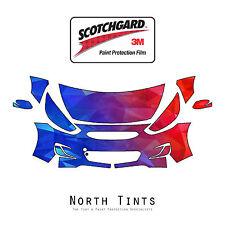 PreCut 3M Scotchgard Paint Protection Clear Bra Kit for Hyundai Accent 2012-2016