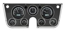Dakota Digital 67 - 72 Chevy Pickup Truck Analog Dash Gauge Clock VHX-67C-PA-K-W