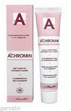 ACHROMIN® Cream - SKIN WHITENING FADE CREAM WITH UVB 45 ml !!! FAST DELIVERY !!!