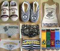 Harry Potter Women's Underwear Pants Socks Knickers Gryffindor Slytherin Primark