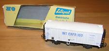 LILIPUT H0 221 + Kühlwagen INTERFRIGO + DB 524221 weiss + OVP