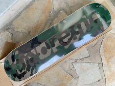 Supreme Camo Deck Skateboard