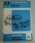 Repair Manual BMC Austin 1100 (ADO16) + MG Morris Riley Wolseley, Year 62-74