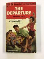 The Departure John Olden Sherry vintage sleaze GGA paperback Popular Library