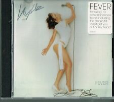 Kylie Fever CD Kylie Minogue Australian Pop Singer  Can't Get You Out Of My Head