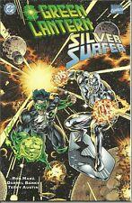 Green Lantern/Silver Surfer: Unholy Alliances 1995 NM DC/Marvel ID #1016 9/20