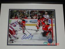New York Rangers Chris Drury Game Tying Goal vs Devils from Steiner Sports