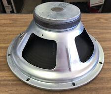 "Vintage '70s ROLA ceramic magnet 12"" speaker 8-ohm"