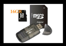 for SAMSUNG PHONES - 16GB MICRO SDHC MEMORY CARD HIGH SPEED CLASS 10