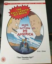 Beavis And Butt-Head Do America [DVD] Special Collector's Edition