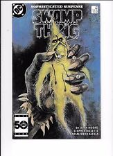 Swamp Thing #41 October 1985 Alan Moore