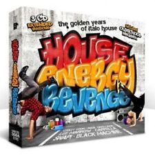 HOUSE ENERGY REVENGE - VARIOS - 3 CDS [CD]