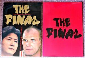 MMA RINGS PROGRAM 1999  Akira Maeda vs.Aleksandr Aleksandrovich Karelin