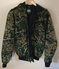 NWT Cabela's Seclusion 3d Camo Hooded Hunting Jacket Size Small