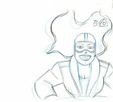 Roxy Rocket From Batman The Animated Series Animation Drawing