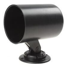 "52mm 2"" Inch Car Gauge Cup Holder Pod Black Universal Plastic Car Mount Adapter"