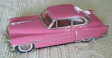 """Luxe Car Pink Die Cast 11.5"""" Cadillac With The Original Box"""