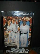"""1979 MEGO BUCK ROGERS IN THE 25TH CENTURY 12"""" SERIES AFA GRADED 80+ NM"""
