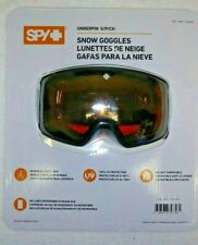 New Spy Optic Underpin Snow Skiing Snowboarding Goggle Size Small