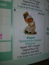 """Cherished Teddies Spring Kite Flying """"Megan"""" - Spring brings a Season of Beauty"""