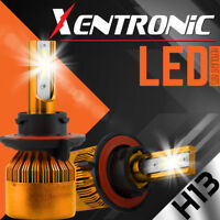 XENTRONIC LED Headlight kit H13 9008 White for 2008-2016 Ford E-350 Super Duty