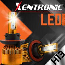 XENTRONIC LED Headlight kit H13 9008 White for 2008-2016 Ford E-350 Super Duty