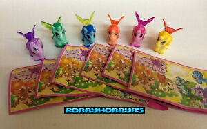 UNICORN COMPLETE SET WITH ALL PAPERS KINDER SURPRISE EGG TOYS 2014/2015