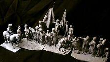 Échelle 1/32nd Grenadier Guards. L'APPEL NOMINAL Inkerman Guerre de Crimée 21 resin kits