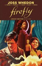 Firefly: Legacy Edition Book One by Joss Whedon 9781684153206 | Brand New