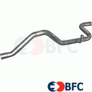 FORD TRANSIT BUS 2.5 D 70/80HP 1991-1994 Exhaust Rear Pipe