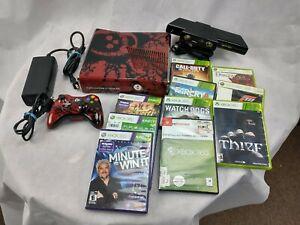 Microsoft Xbox 360 S Gears of War 3 Limited Edition 500GB Console Bundle mod1439