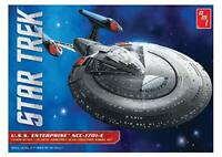 AMT U.S.S. Enterprise 1701-E Model Kit AMT853 1:1400 Scale AMT853