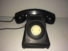 Ancien téléphone en bakélite poste intermediere de relais