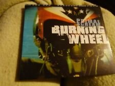 PRIMAL SCREAM  BURNING WHEEL cd  unplayed