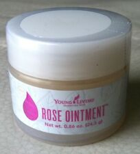 Young Living Essential Oils - Rose Ointment - 0.86 oz (24.5g) - NEW