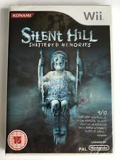 Nintendo Wii Silent Hill: Shattered Memories, UK Pal, New & Factory Sealed