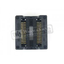 OTS-28-1.27-04 IC Test Burn-in Socket for SOP28 SO28 SOIC28 1.27mm Pitch Enplas