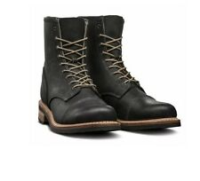 $495 Timberland Boot Company Notch 8-inch Cap Toe Boots A19P4 Size: 9M