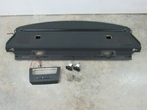 2008 BMW M3 REAR WINDOW SHADE DECK TRAY COUPE E92 2007-2013 OEM