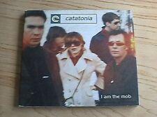 CATATONIA - I AM THE MOB (RARE DELETED G'FOLD CD SINGLE)