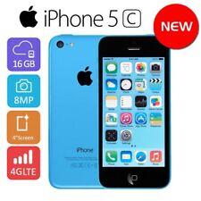 New Apple iPhone 5c 16GB Sim Free Factory Unlocked Smartphone - Blue Colour