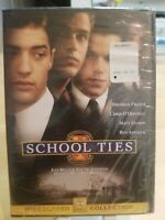 School Ties - DVD - Fraser, O'Donnell, Damon, Affleck - New Sealed Free Shipping