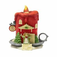Tails With Heart Mouse Mice Nimbles Wee Candle House Retired 6003897